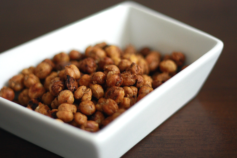 Runs With Spatulas Curiously Addictive Roasted Garbazno Beans
