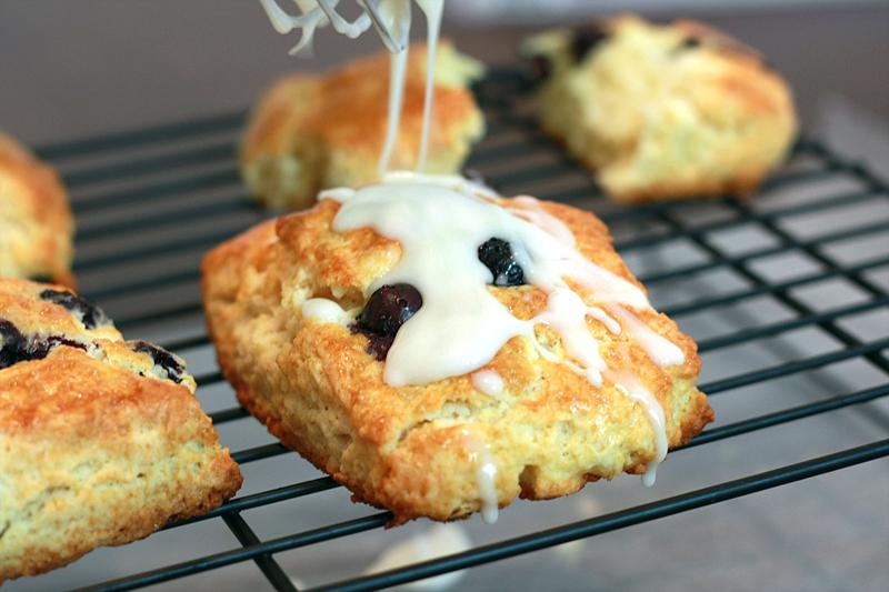 scones and meyer lemon scones 2 blueberry lemon scones lemon blueberry ...