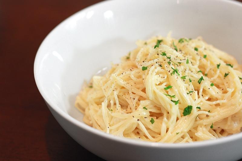 Runs With Spatulas: Pasta ai Quattro Formaggi