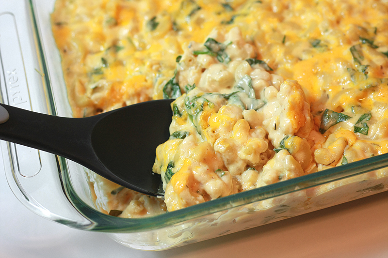 Spinach Mac And Cheese Recipes — Dishmaps